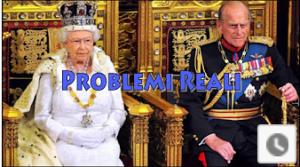 Elizabeth, Philip, reali, problemi