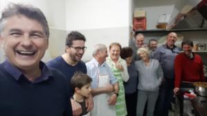 Alessandro Paci - Barzelletta Il gastronomo e la Maria