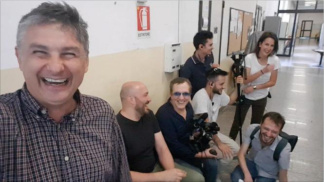 Alessandro Paci - Barzelletta La signora fisionomista