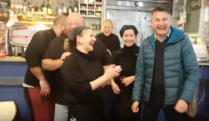 Barzelletta - A cena dal Landini